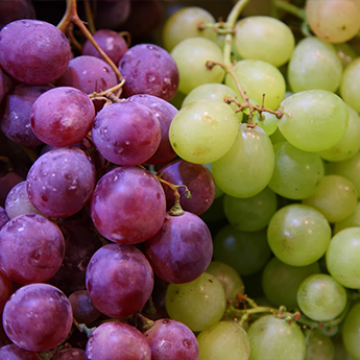 This year's grapes will be a sweet surprize